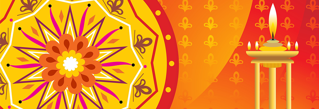 Diwali Celebration | Friday, October 20 at 6:30 p.m.