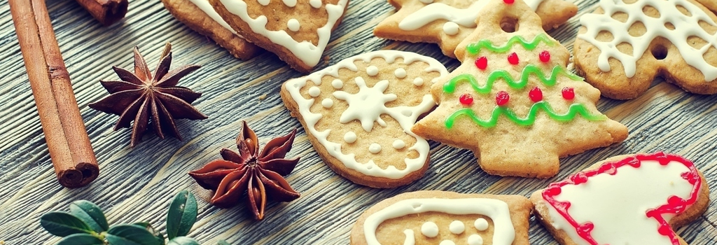 Cooking the Books: Cookie Exchange | Friday, December 15 at 7:00 p.m.