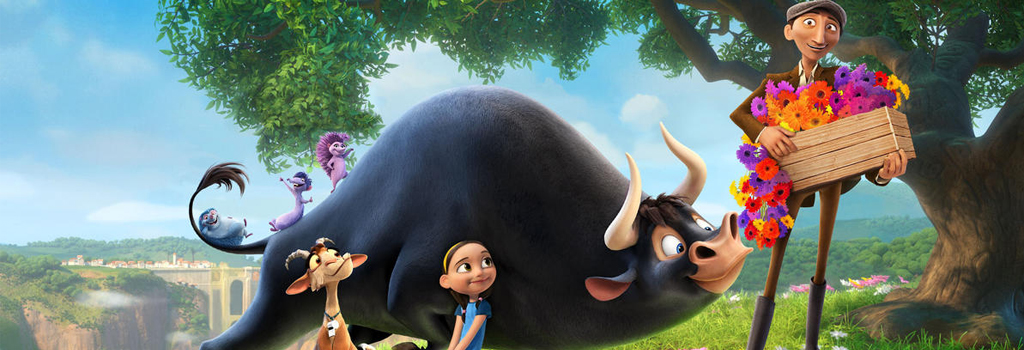 Family Movie Night: Ferdinand | Tuesday, June 5 at 7:00 p.m. at the Bensenville Library