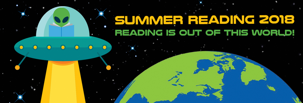 Summer Reading Kick Off | Saturday, June 9 from 9:00 a.m. - 1:00 p.m.