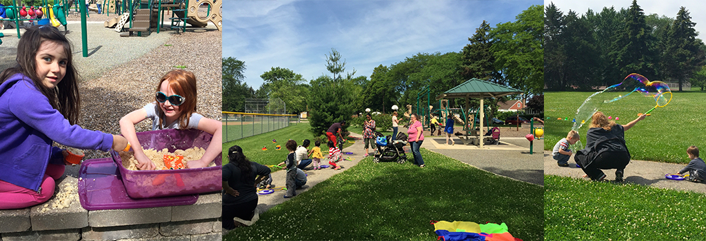 Park Play | Fridays at 10:30 a.m. at Sunset Park through August 17 | ALL AGES