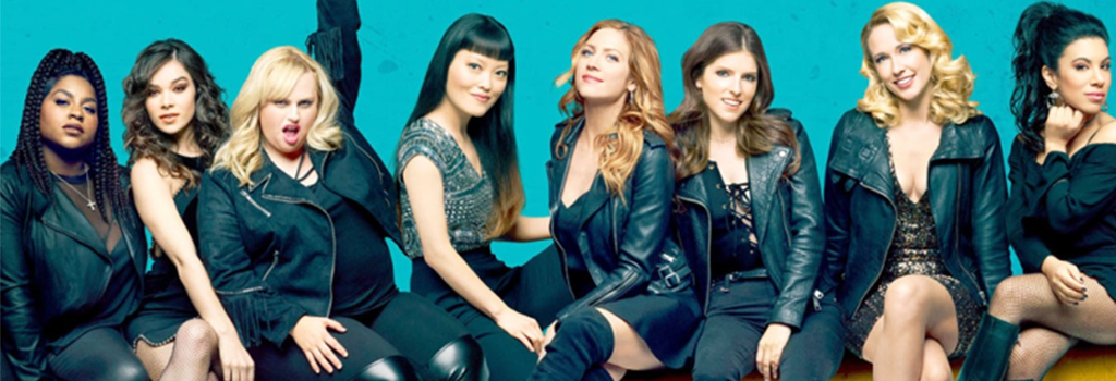 Film Fanatics: Pitch Perfect 3 | Thursday, August 16 at 7:00 p.m. at the Library