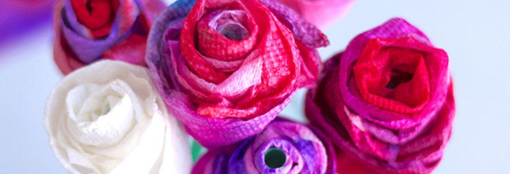 Paper Towel Roses | Wednesday, January 16 at 7:00 p.m. | Adults Only!