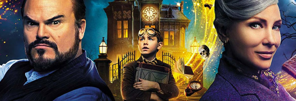 Teen Movie Showing: The House with a Clock in Its Walls | Thurs., Feb. 14 at 6:00 p.m.