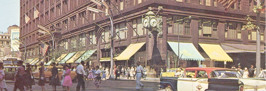 Chicago's Golden Age of Department Stores | Sunday, December 15 at 2:00 p.m.
