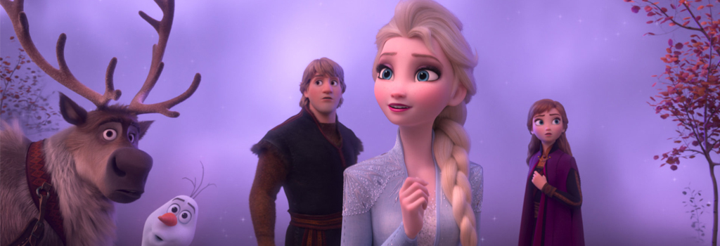 Family Movie Night: Frozen 2 | Tuesday, March 3 at 6:30 p.m.