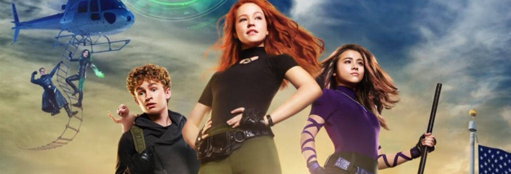 No School Movie: Kim Possible (Disney Live Action) | Friday, February 28 at 1:00 p.m.