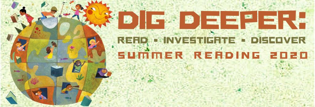 Register Now for Summer Reading 2020!